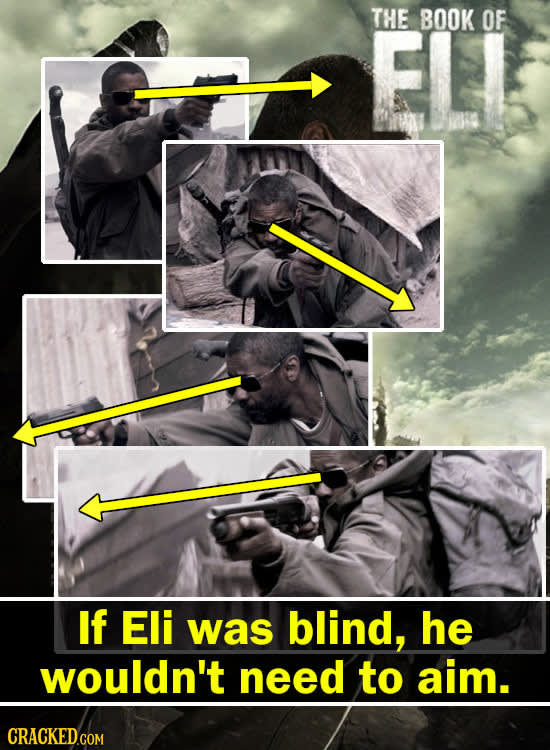 16 Famous Plot Twists That Make No Sense (Diagrammed)