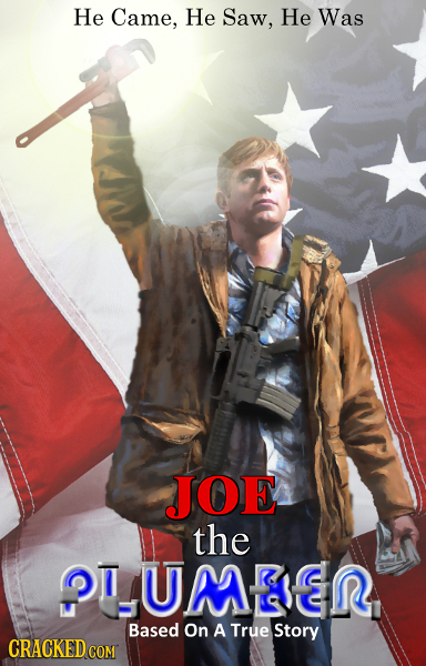 He Came, He Saw, He Was JOE the PUMEER Based On A True Story