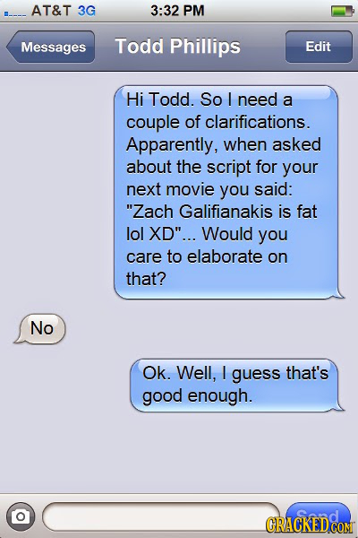 16 Leaked Hollywood Messages That Would Explain Everything