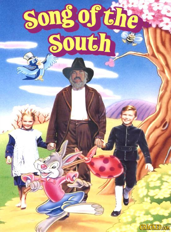 Song of the South CRACKED.OON