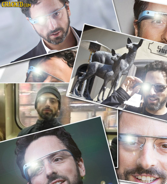 23 Inevitable Downsides of Google Glass
