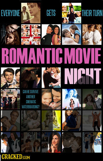 23 Romantic Movies Revised for Honesty