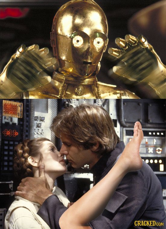 If Movie Characters Timing Had Been Slightly Off