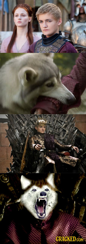 19 Game of Thrones Plot Twists That Would Break the Internet