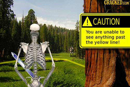23 Instructional Signs That Must Exist in Video Game Worlds