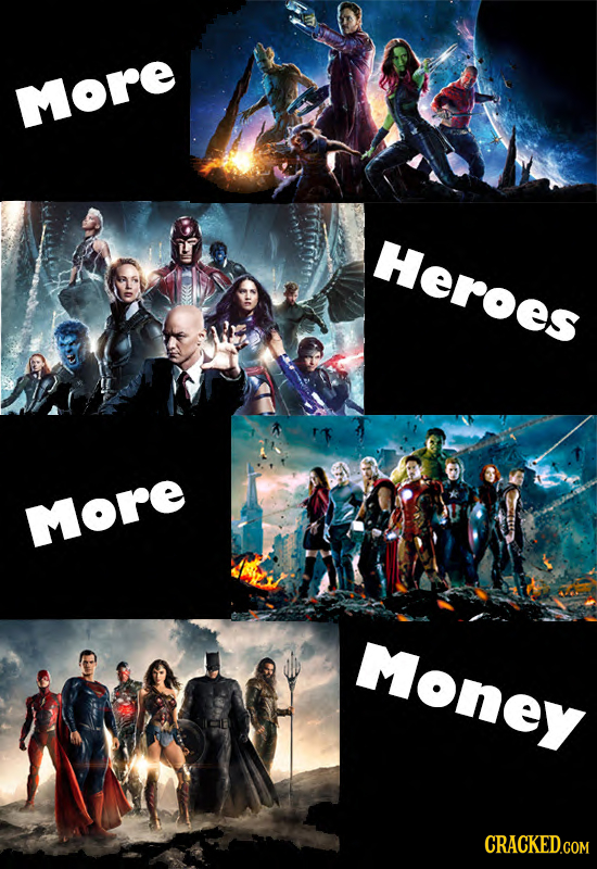 More Heroes More Money CRACKED.COM