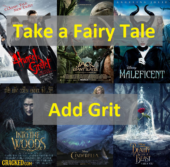 JOLIE TALE CLASSIC TWIST NEW Take a Fairy Tale Altsel Grdct JACK Disnty GIANT SLAYER STRRS MALEFICENT 7043 ANLAEY MARCH EIN SCIDAN SID Add Grit INTOT-