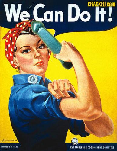 We Can Do CRACKED.cOM It! jties WAR PROOUCTION CO COONATINS COMNITTEE