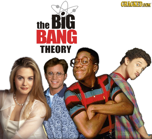 CRACKEDCON BIG the BANG THEORY