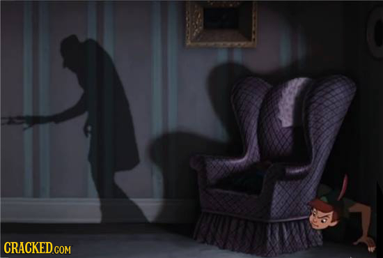 30 Disney Classics Made Incredibly Creepy With Tiny Changes