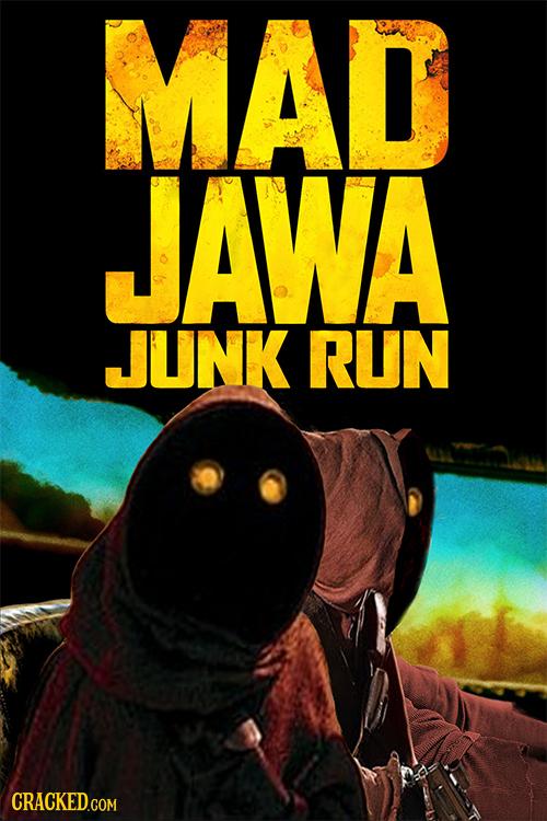 MAD JAWA JUNK RUN