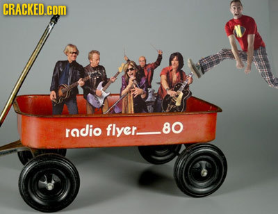 CRACKED.cOM radio flyer. 80