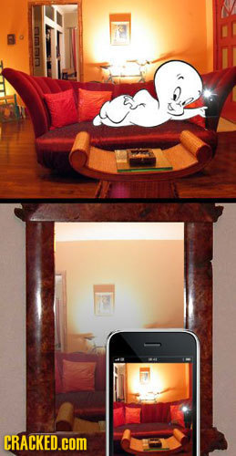 23 Leaked Pics from the Phones of Fictional Characters