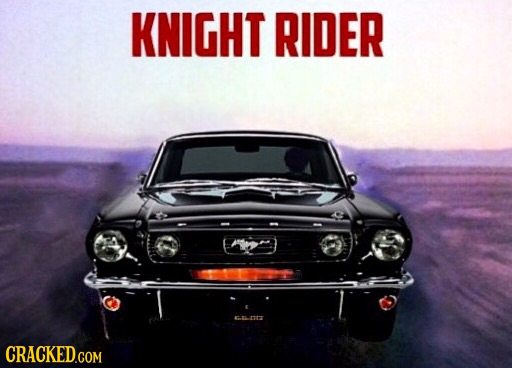 KNIGHT RIDER CRACKED.COM