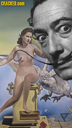 21 Clumsily Censored Versions of Famous R-Rated Images