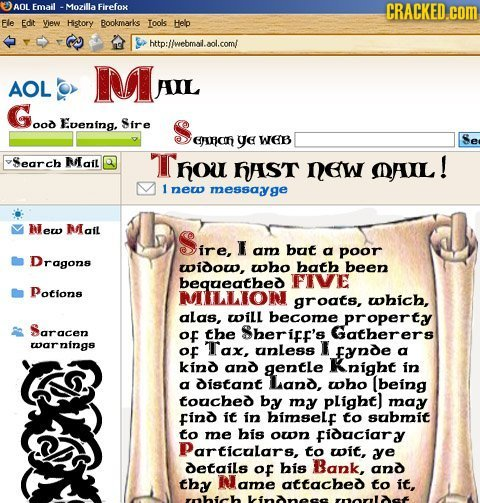 20 Websites From Before the Internet was Invented