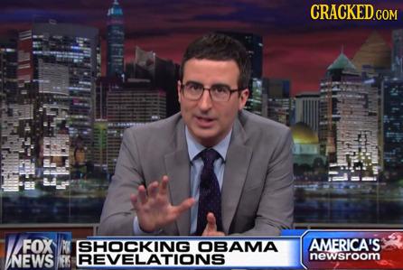 FOX P SHOCKING OBAMA AMERICA'S NEWS NEK REVELATIONS newsroom