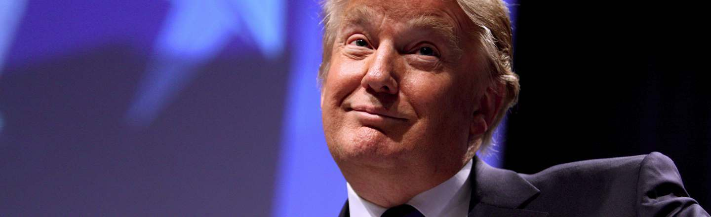 If Every Politician Was As Honest (And Dumb) As Donald Trump