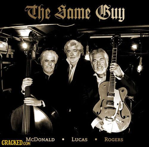 the AME Bul MCDONALD LUCAS ROGERS
