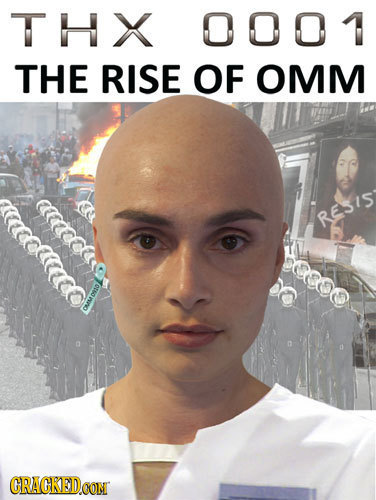 THX 0001 THE RISE OF OMM cy RESIS OO