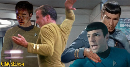 How 22 Movie & TV Franchises Would End If They Had Balls