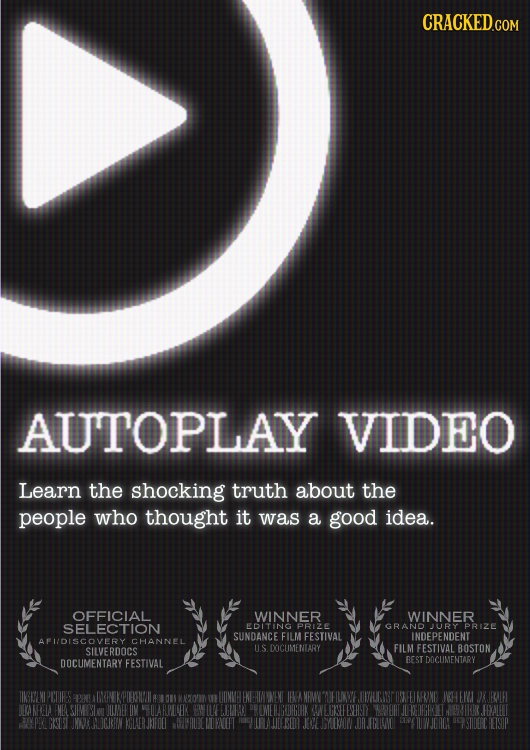 15 Documentaries Nobody Asked For (But Need To Be Made)