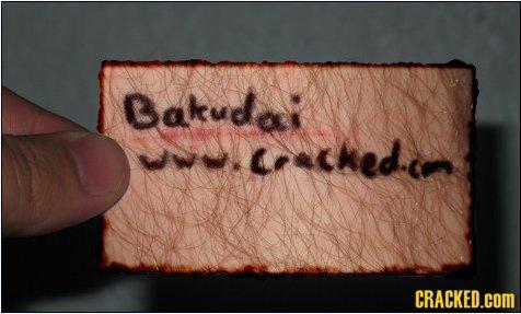 Bakudai Crackeda CRACKED.cOM