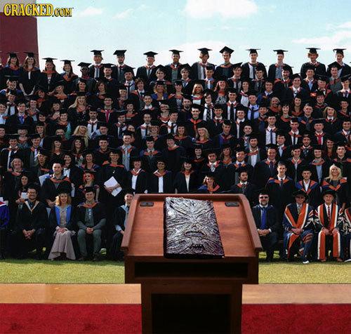 20 Creative Ways to Ruin Your Graduation Ceremony