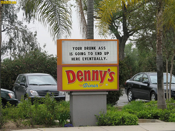If Restaurants Were Honest
