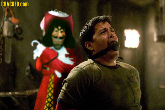The 18 Darkest Movie Moments If They'd Been Made By Disney