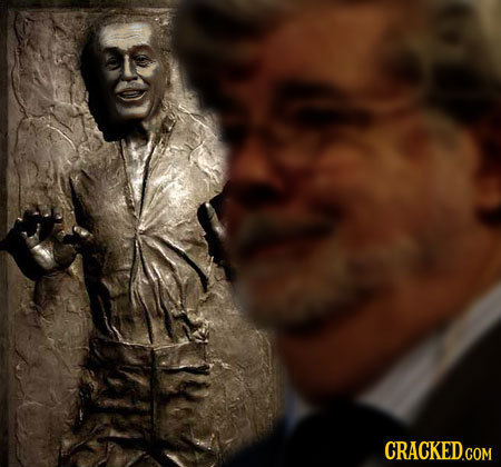 What George Lucas Will Do Now: 19 Terrifying Guesses