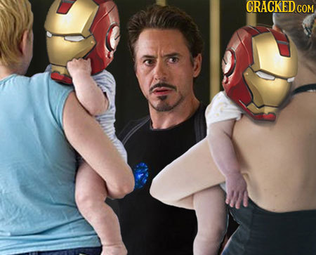 22 Rejected Scenes from the Credits of Superhero Movies