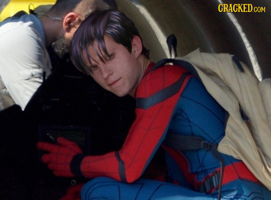14 'Leaked' Photos That'd Probably Kill Some Movie Fans