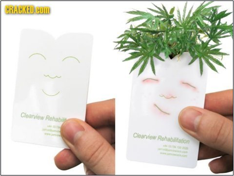 20 Business Cards They Will Never, Ever Forget