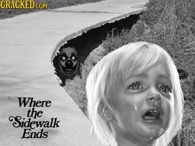 23 Terrifying Movie Adaptations of Children's Books