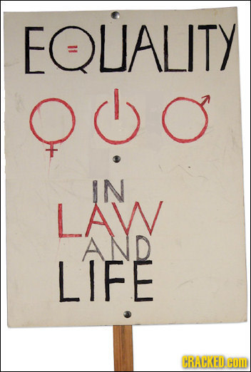 EQUALITY IN LAW AND LIFE CRACKED COM