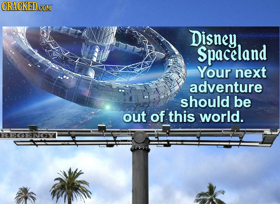 CRACKEDe COM Disney, Spaceland Your next adventure should be out of this world. REGENCY