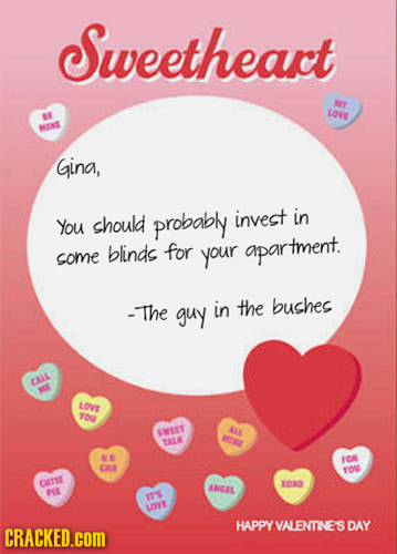 23 Painfully Honest Valentine's Day Cards