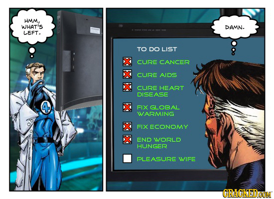 21 Real Problems We'd Actually Want Superheroes to Solve