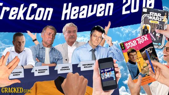 What 12 Deceased Celebrities Are Doing In Heaven