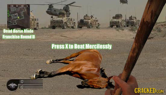 Dead Horse Mode Franchise Round  Press K to Beat Mercilessly 0 0