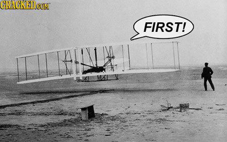 What People in Famous Photos Were Actually Thinking