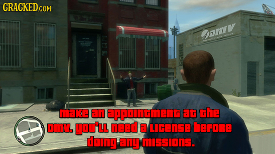 24 Details That Would Make Video Games Too Realistic