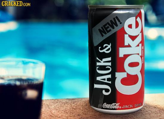 CRACKED.COM NEWI & JACK Coke Coca-Colao JACK DINL