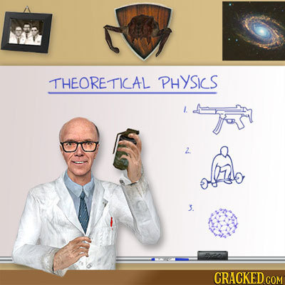 27 Science Lessons As Taught by Famous Video Games