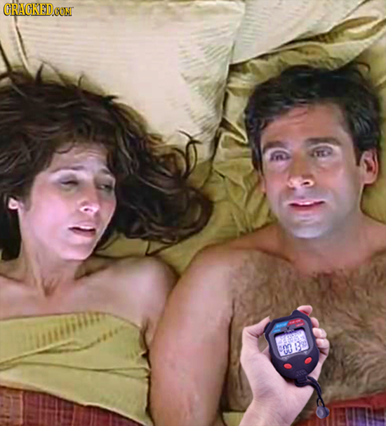 If Movie Sex & Romance Were Realistic