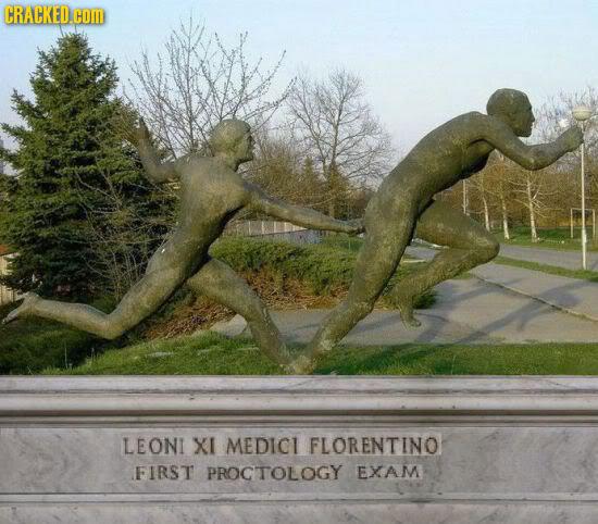 CRACKED LEONI XI MEDICI FLORENTINO FIRST PROCTOLOGY EXAM
