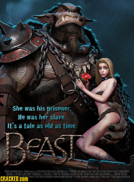 20 R-Rated Versions of Classic Disney Movies