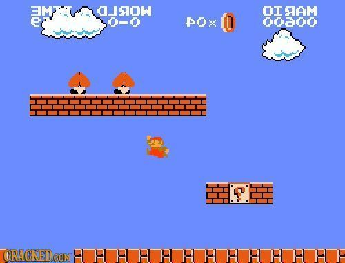 22 Surprising Unseen Sides Of Classic Video Games