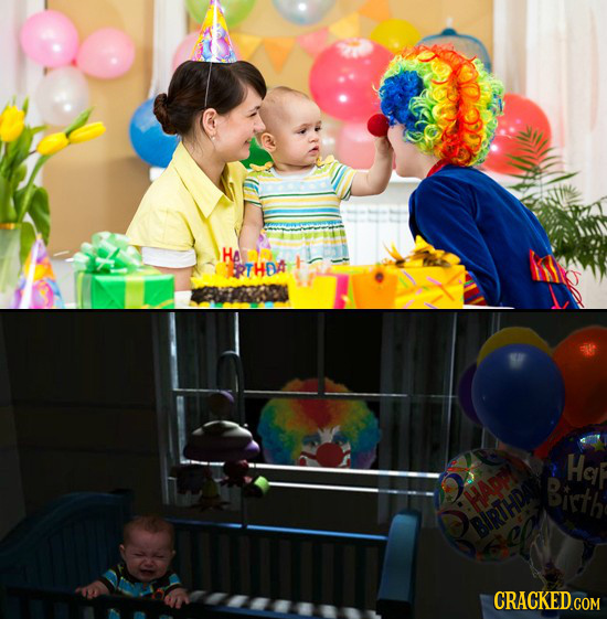 Ha RTHOA Har Birth BIRTHDA CRACKED